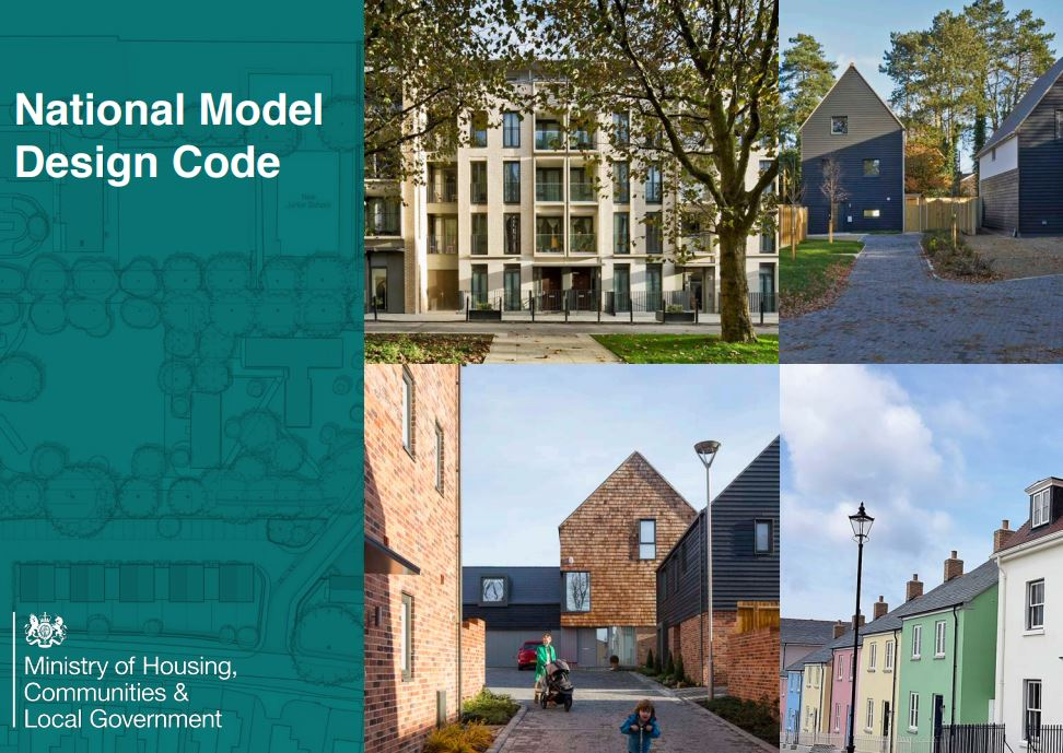 National Planning Policy Framework and National Model Design Code: consultation closes 27th March 2021