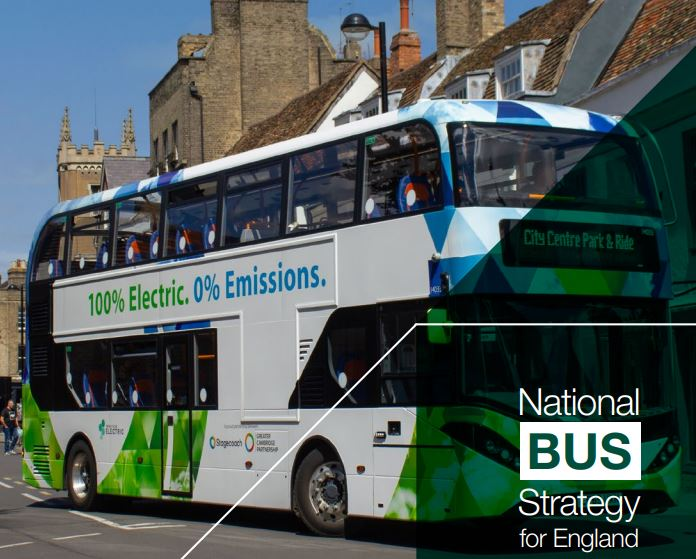 Ending the sale of new diesel buses consultation: closes 11 April 2021