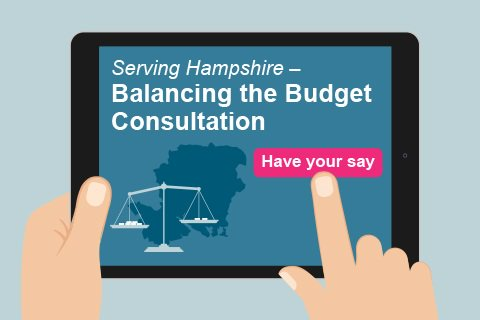 'Balancing the Budget' Consultation