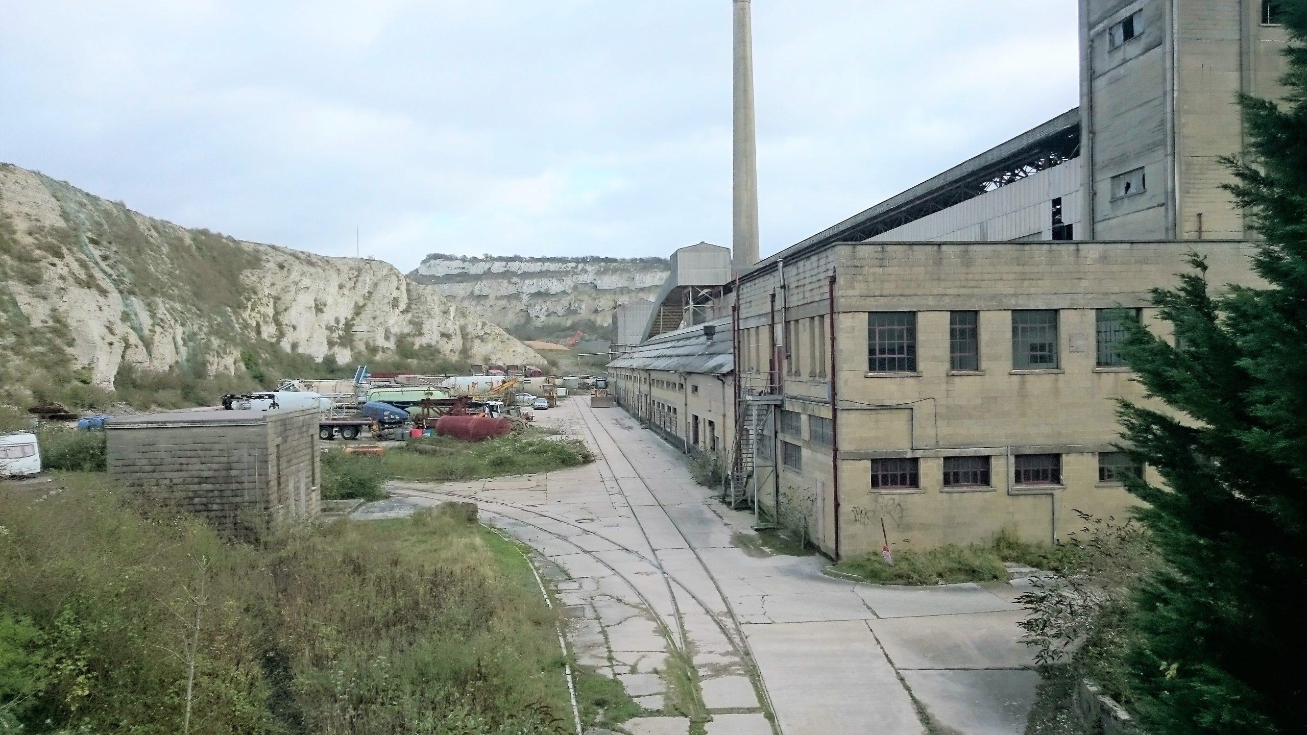 Shoreham Cement Works – restart of Area Action Plan!